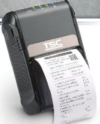 Portable Thermal Printer (TSC Alpha-2R)