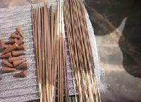 Homemade Incense Sticks