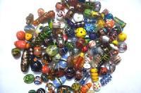 Handmade Mixed Fancy Glass Beads
