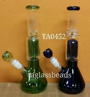 Glass Smoking Water Pipe