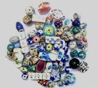 Mixed Ceramic Beads
