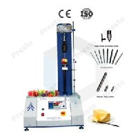 Food Compresion Testing Machine