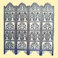 Decorative Bone Screens