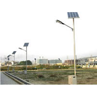 Solar Led Street Light, Solar Cfl Street Light