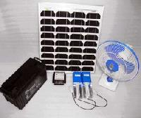 Solar Portable Home Lighting System