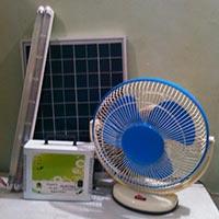 Solar Staircase Lighting System