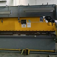 Steelweld 14 Ft 200 Ton Mechanical Press Brake
