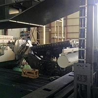 Used Cyril Bath Sheet And Extrusion Press Vtl 1000 Ton