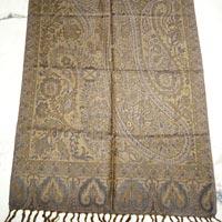 Woolen Jamawar Shawl
