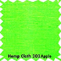 Hemp Cloth 303 Apple
