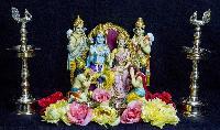 Decorative Ram Darbar Statue