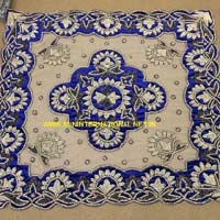 decorated table cover