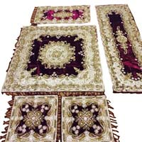 Velvet Table Covers