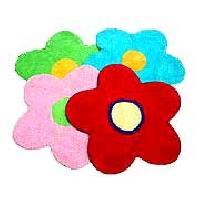 Flower Bath Mat Fbm - 002