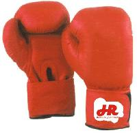 Boxing Leather Gloves 01