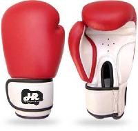 Boxing Leather Gloves 02
