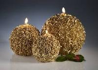 Decorative Ball Candles