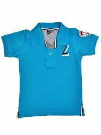 Kids Collar Neck T-shirt