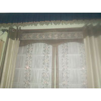 Blinds Curtain With Eyelets