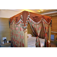 Honeymoon Bed Curtains