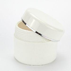 Plastic Cosmetic Cream Packaging Jars