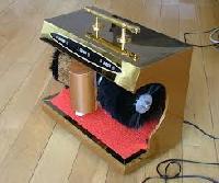 Automatic Shoe Polish Machines