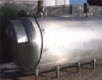 Custom Stainless Steel Wine Tanks