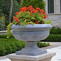 Decorative Stone Planters