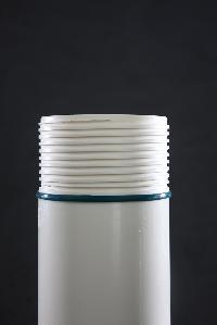 Upvc Square Thread Riser Pipe