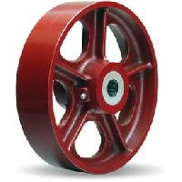 Metal Iron Casting Wheel