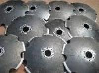 Black Boron Steel Harrow Disc