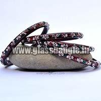 Indian Designer Glass Bangles