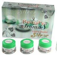 Beauty Aromas Facial Kit Silver