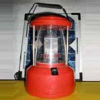 Straw Hat LED Lantern