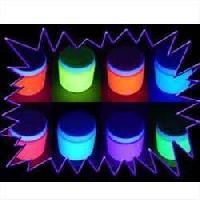 Fluorescent Paints