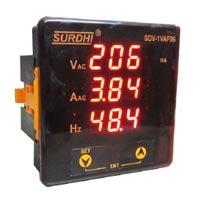 Digital VAF Meter (Volt-Amp-Freq) (1 Phase)