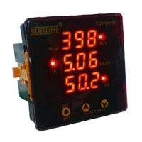 Digital VAF Meter (Volt-Amp-Freq) (3 Phase)