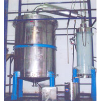 Ginger Oil Extraction Plant