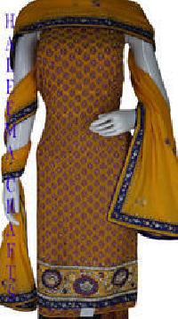 Khaadi Embroidered Suit