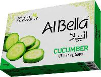 Albella Cucumber Whitening Soap