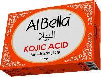 Albella Kojic Acid Skin Whitening Soap