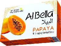 Albella Papaya Skin-Care Herbal Soap