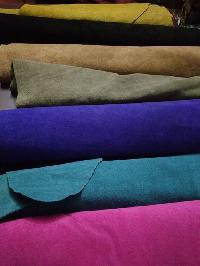 Buffalo Split Suede Leather for bags and shoes