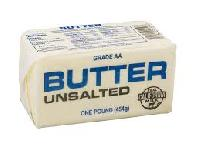 White Unsalted Butter