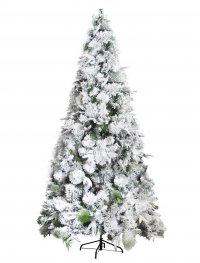 Artificial Snow Pine Christmas Trees,Artificial Spruce Decorative ...