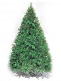 Green Spruce Dense Artificial Christmas Trees