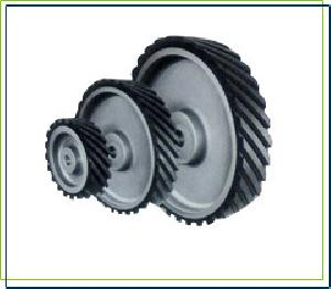 Abresive Belt Rubber Wheel