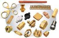 Brass Electrical Fittings