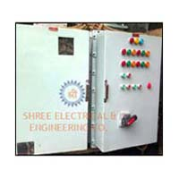 Atex Flameproof Variable Frequency Drive Panel