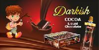 Darkish Cocoa Liquid Chocolate
